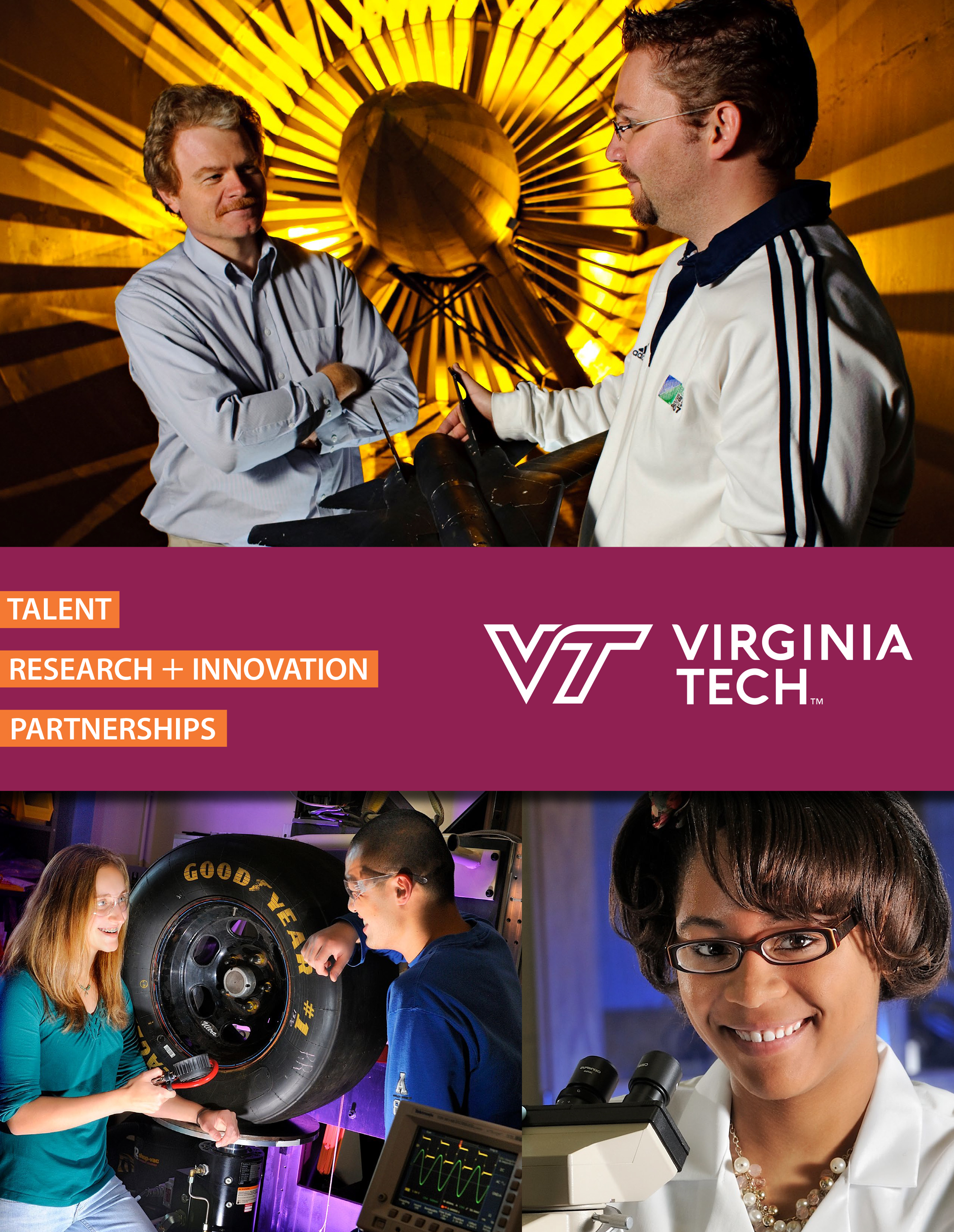 Research at Virginia Tech Brochure
