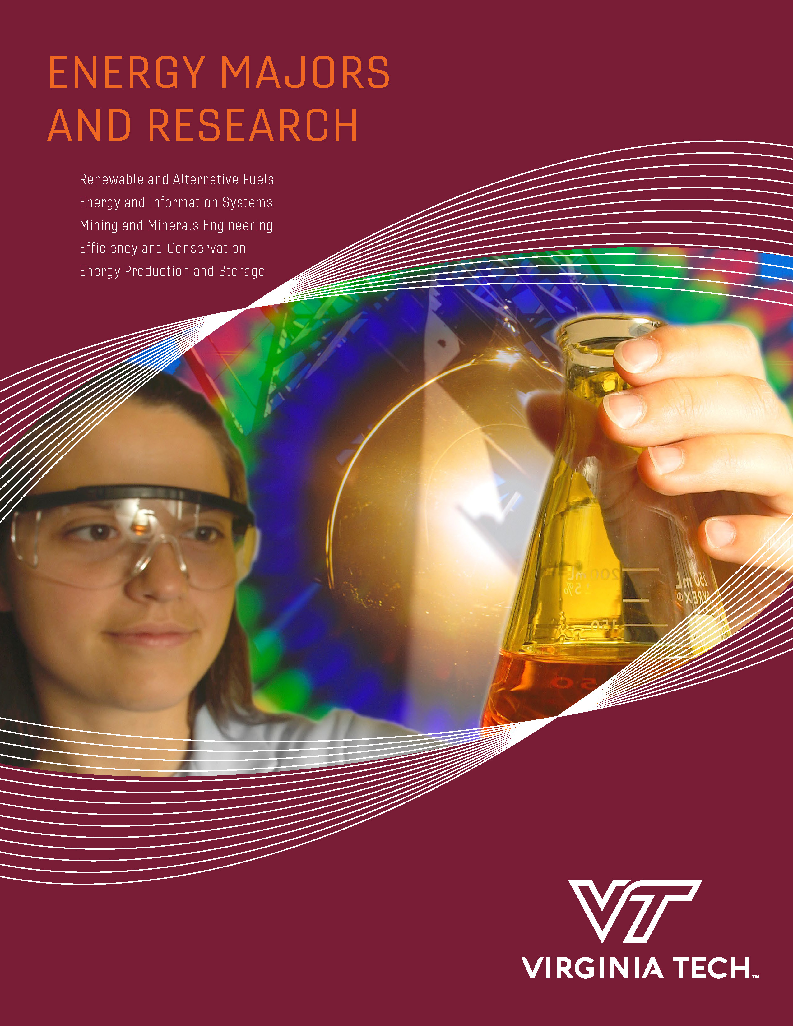 Energy Majors and Research Brochure