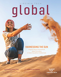 Cover of VT Global magazine